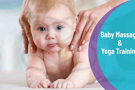 One Education - Baby Massage Technique and Yoga Online Training - Save 98%