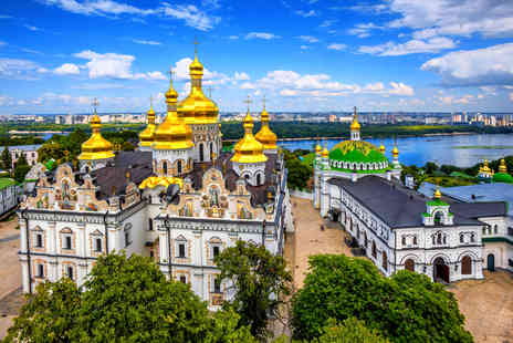 Weekender Breaks - A Kiev, Ukraine hotel stay with return flights - Save 0%