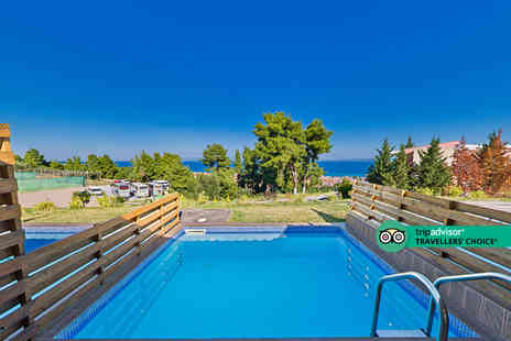 Weekender Breaks - An all inclusive Halkidiki, Greece hotel stay with return flights - Save 32%