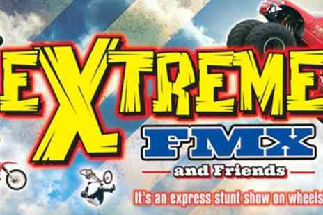 Extreme FMX and Friends - One Child or Adult Ticket - Save 26%