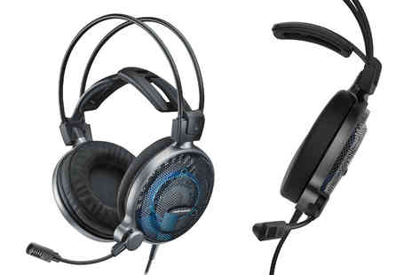 Hanaco - Audio Technica ATH-ADG1X gaming headset - Save 40%