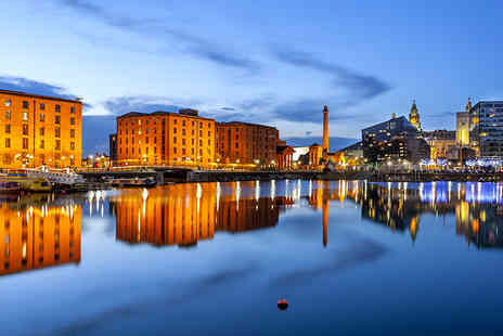 FM Living - A Liverpool stay for two people with one bottle of wine to share on arrival - Save 32%