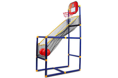 Magic Trend - Childrens basketball hoop - Save 53%