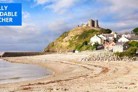 The Lion Hotel Criccieth - Two nights North Wales seaside break - Save 51%