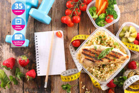 OfCourse - Diet plan become your own nutritionist online course - Save 84%