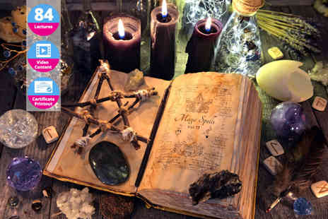 OfCourse - Magical Witchcraft and Wicca online course bundle - Save 87%