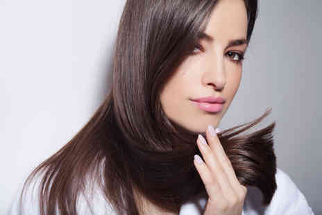 Styles Head - Wash, cut and blow dry with intense conditioning treatment - Save 60%