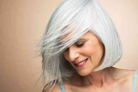 Top 1 One Hair and Beauty - Wash, Cut and Blow-Dry with Optional Full Head Colour - Save 58%