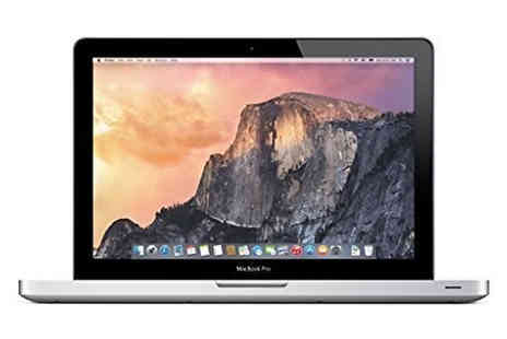 Megamax Marketing UK - 13 Inch Apple MacBook Pro 500GB HDD and 8GB RAM - Save 32%