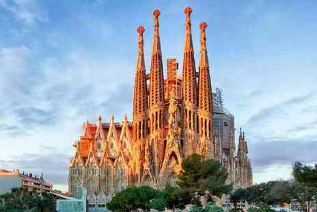 Weekender Breaks - A Barcelona, Spain hotel stay and return flights - Save 50%