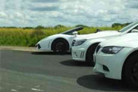 VIP UK Experience Days - Super Car Vs Touring Car - Save 78%