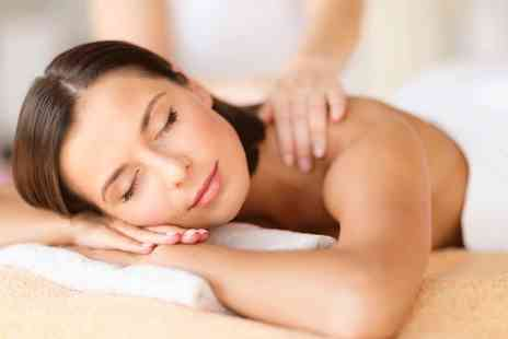 Spectrum Health & Well-Being - 60 minute hot stone massage or warm bamboo massage - Save 46%