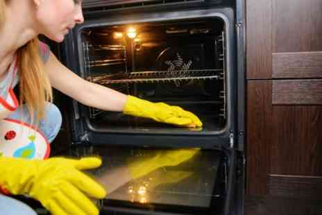 S&K Cleaning Services - Full Oven Cleaning - Save 37%