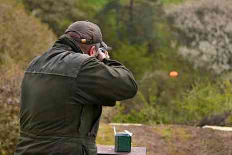 Joes Bows - Laser Clay Shooting Experience for Up to Four - Save 20%