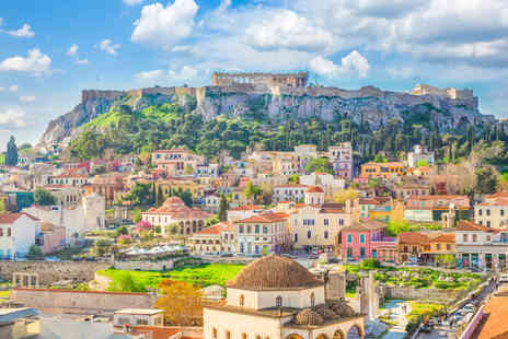 Weekender Breaks - A Athens, Greece hotel stay with return flights - Save 49%