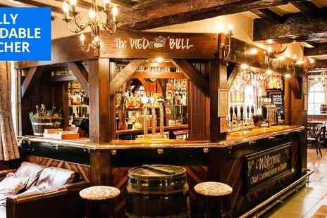 The Pied Bull - Chester brewery tour, tastings and meal for 2 - Save 0%