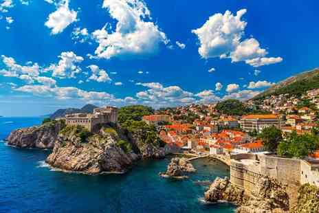 Bargain Late Holidays - A seafront Dubrovnik, Croatia hotel stay with breakfast - Save 32%