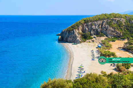 Weekender Breaks - An all inclusive Rhodes, Greece hotel stay with return flights - Save 24%
