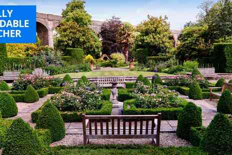 Kilver Court - Somerset garden entry for 2 - Save 40%