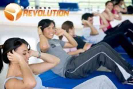 Fitness Revolution - Ten Boot Camp Sessions - Save 33%