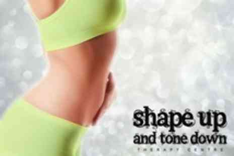 Shape Up and Tone Down - Laser Lipolysis of Six Sessions - Save 11%