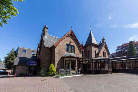 The Craigmonie Hotel - An Inverness stay for two people with one welcome drink each, breakfast - Save 30%