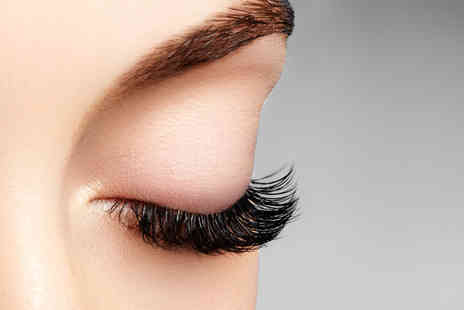 Lash & Brow - Choice of Russian, classic or hybrid lash extensions - Save 0%
