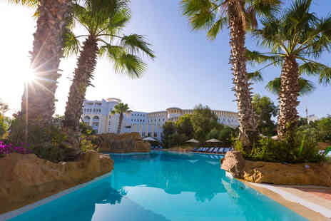 Weekender Breaks - An all inclusive Hammamet, Tunisia hotel stay with return flights - Save 25%