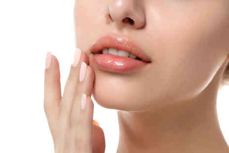Top Lips - 1ml dermal filler on your jaw - Save 36%