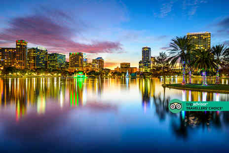 Weekender Breaks - An Orlando, Florida, USA hotel stay with Universal Orlando resort tickets and return flights - Save 28%