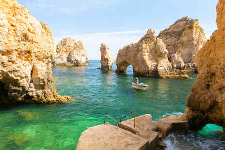 Weekender Breaks - An all inclusive Algarve, Portugal hotel stay with return flights - Save 41%