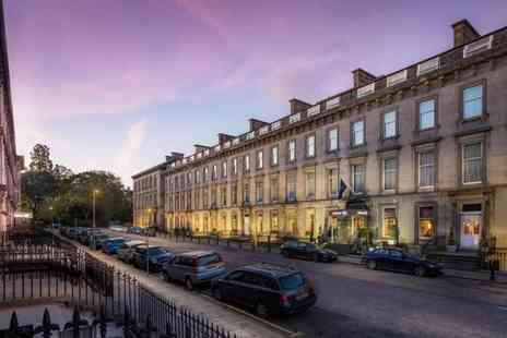 Edinburgh Grosvenor Hotel - A central Edinburgh stay for two people with breakfast - Save 37%