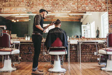 Educator London - Barber training online course - Save 98%