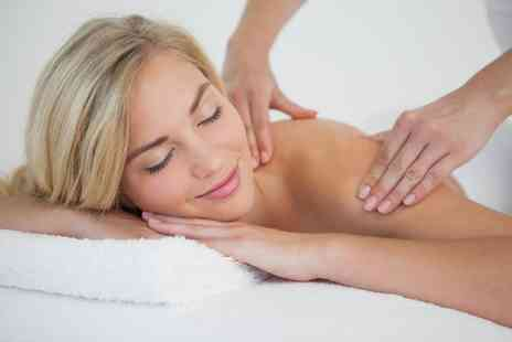 Beautyque and Hairdressing - 30 minute back, neck and shoulder massage - Save 56%