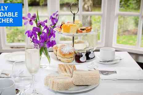 Mere Court Hotel & Conference Centre - Afternoon tea for 2 at AA-Rosette Cheshire manor - Save 37%