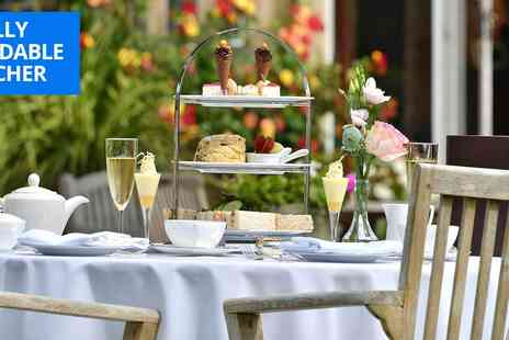 Goldsborough Hall - Afternoon tea for 2 with garden entry - Save 38%