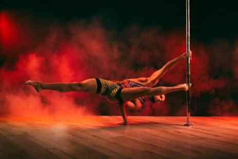 GFFdamian Dance Studio - Pole Dancing, Aerial, Stretch or Dance Class for One or Two - Save 30%