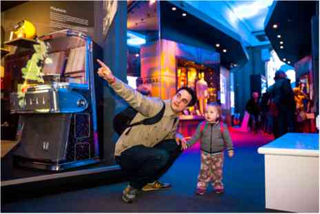 Virgin Experience Days - Visit to The British Music Experience for Two - Save 0%