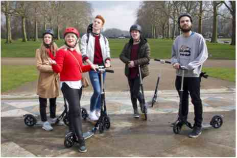 Virgin Experience Days - Classic Scooter Tour of London for Two - Save 0%