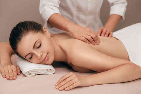 Meridien Movement - 30 minute deep tissue massage and a 30 minute acupuncture session - Save 0%