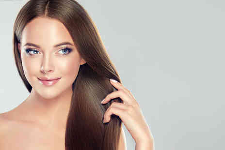 Beautyque and Hairdressing - Brazilian blow dry keratin treatment - Save 59%
