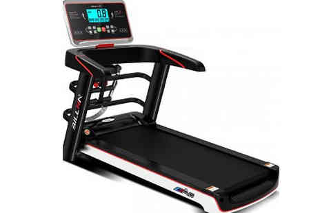 Bing bang bosh - Billna A6 Pro Runner Foldable Treadmill Massager and Multi Gym - Save 45%