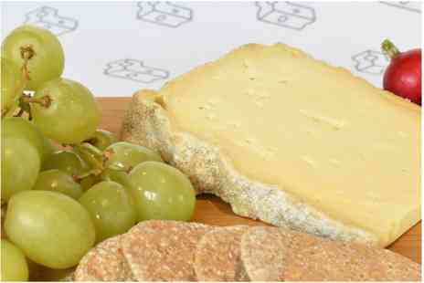 Virgin Experience Days - The Taster British Cheese Box from Letterbox Cheese - Save 00%