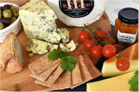 Virgin Experience Days - The Classic British Cheese Box from Letterbox Cheese - Save 0%