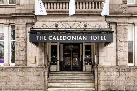 Mercure Aberdeen Caledonian Hotel - An Aberdeen, Scotland stay for two people with breakfast - Save 45%
