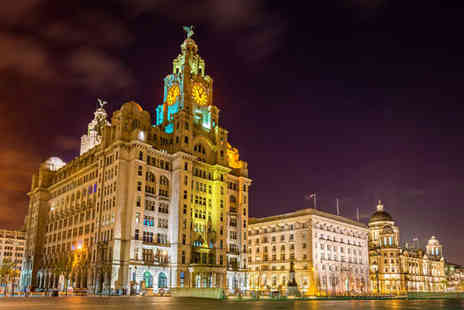OMGhotels - Liverpool Stay with breakfast and The Beatles Story ticket - Save 0%