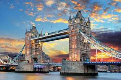 London Party Boats - Sunset River Cruise for One or Two - Save 23%