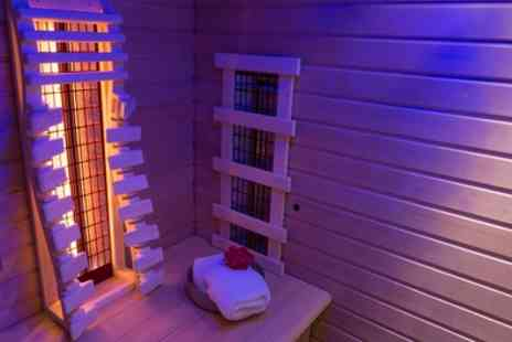 The Village Osteopaths - Up to Ten 30 Minute Infrared Sauna Sessions - Save 50%