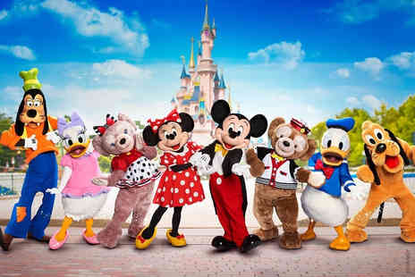 Super Escapes Travel - A Disneyland Paris, France hotel stay with optional park tickets and return flights - Save 35%