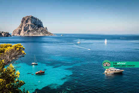 Super Escapes Travel - An all inclusive Ibiza, Spain resort stay with return flights - Save 42%
